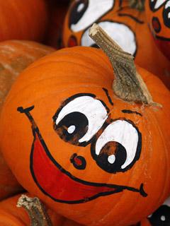 Das mit dem bösen Halloween!